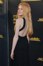 KATHERINE MCNAMARA at 2015 Movieguide Awards in Universal City