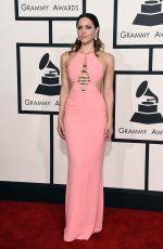 KATHERINE MCPHEE at 2015 Grammy Awards in Los Angeles