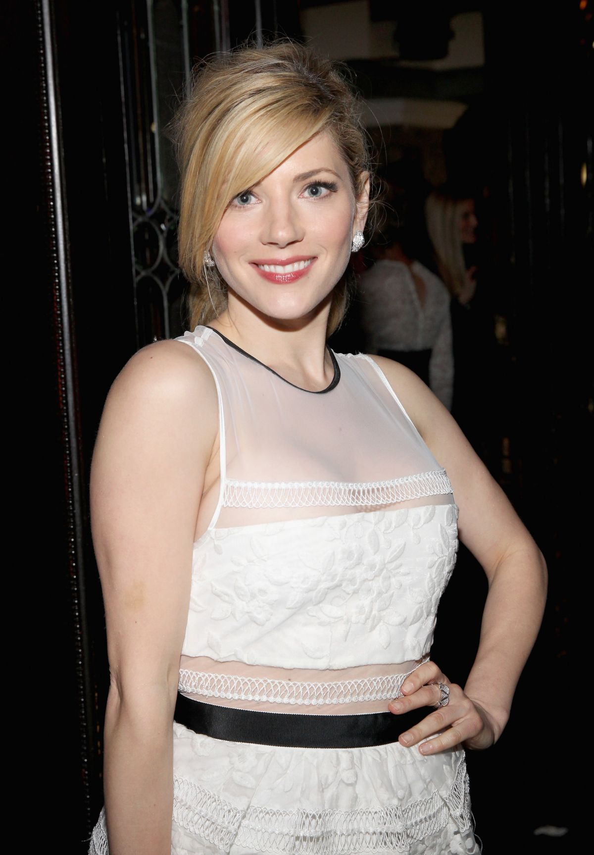 KATHERYN WINNICK at Vanity Fair and Fiat Celebration of Young Hollywood in Los Angeles