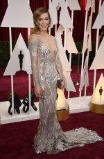 KATIE CASSIDY at 87th Annual Academy Awards at the Dolby Theatre in Hollywood