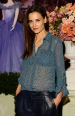KATIE HOLMES at JCPenney Hosts Modern Day Fairy Tale in New York