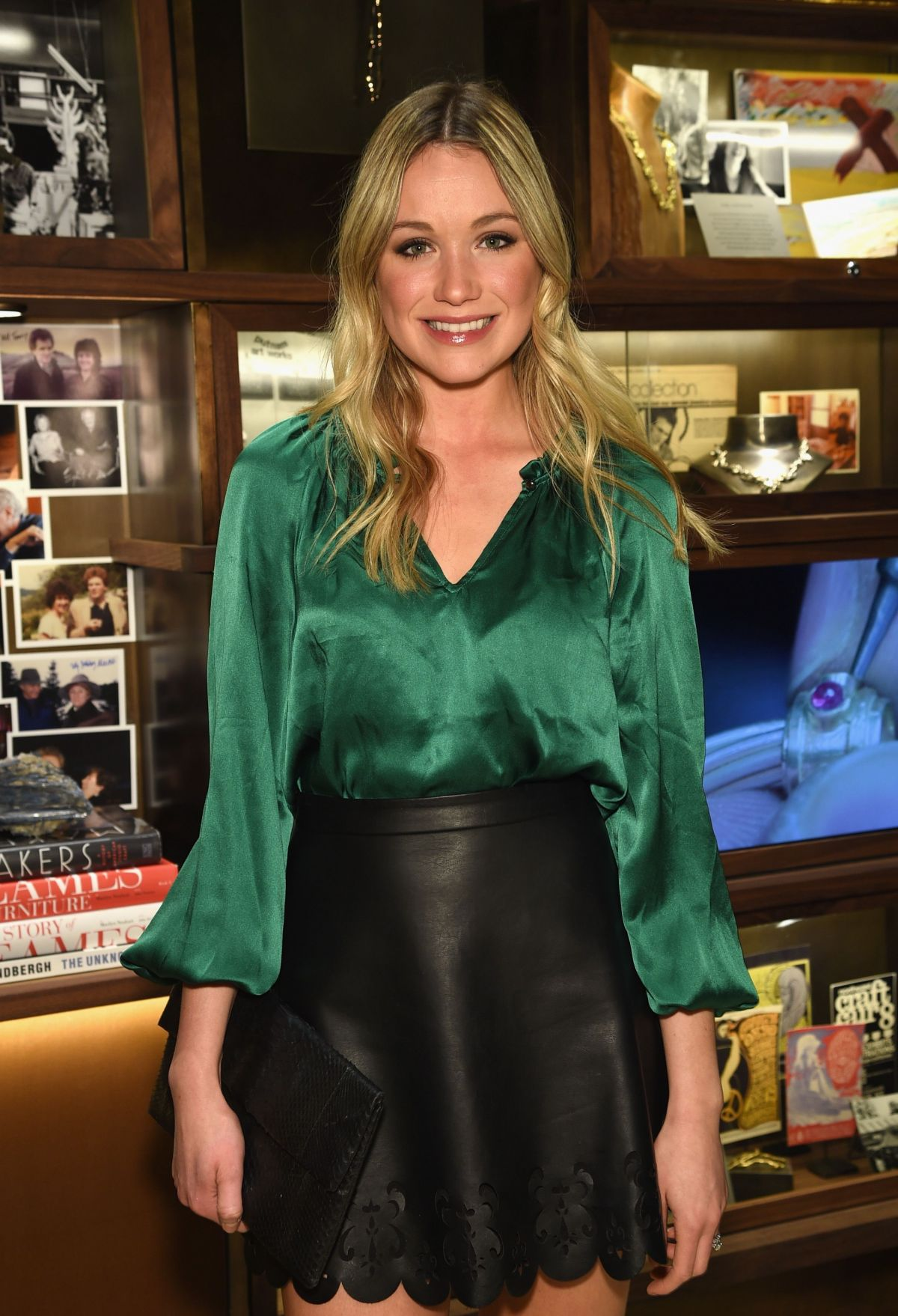 KATRINA BOWDEN at Favid Yurman Soho Boutique Opening Benefit Event in New York