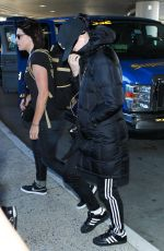 KATY PERRY Arrives at LAX Airport in Los Angeles 1302