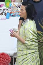 KATY PERRY at a Private Party in Los Angeles