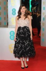 KEIRA KNIGHTLEY at 2015 EE British Academy Film Awards in London