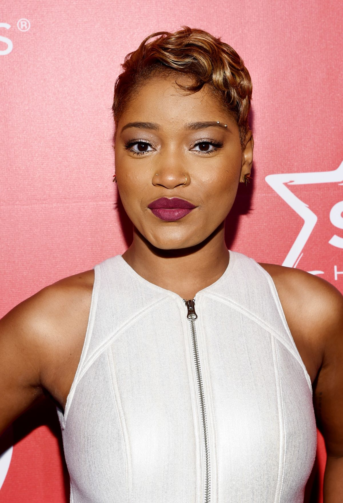Keke palmer at 2015 musicares person of the year gala honoring bob
