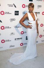 KEKE PALMER at Elton John Aids Foundation Oscar Viewnig Party