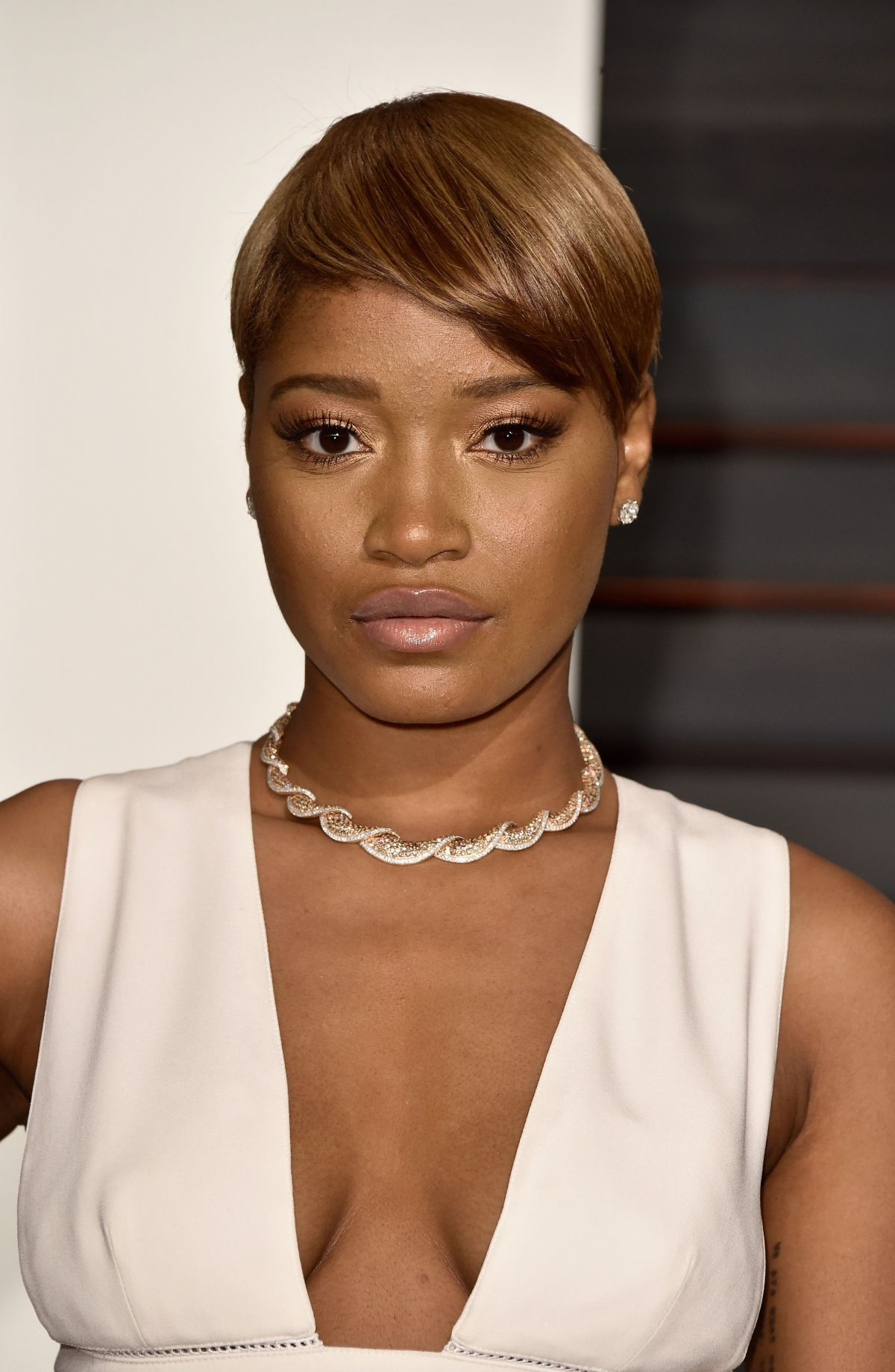 KEKE PALMER at Vanity Fair Oscar Party - HawtCelebs ...