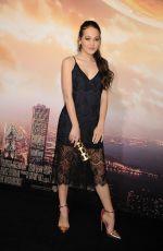 KELLI BERGLUND at Jupiter Ascending Premiere in Los Angeles