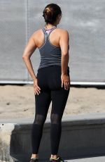 KELLY BROOK in Tights Working Out in Los Angeles 1102