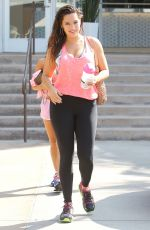 KELLY BROOK Ouat at Bristol Farms in Los Angeles