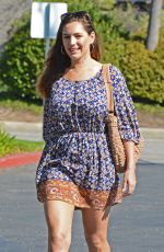 KELLY BROOK Out and About in Los Angeles 1402