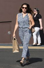 KELLY BROOK Out and About in Los Angeles 1502