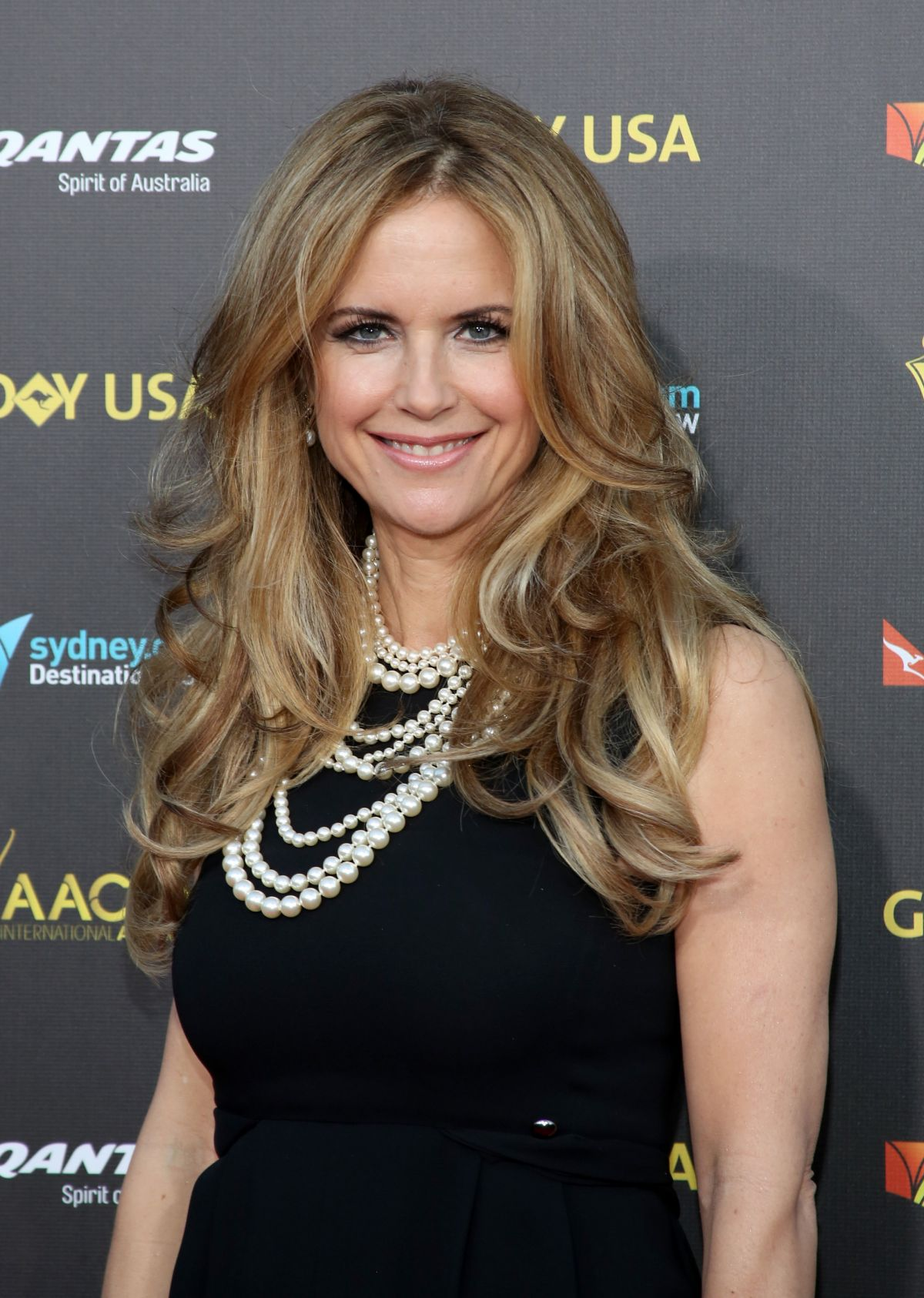 KELLY PRESTON at 2015 G'Day USA Gala in Los Angeles