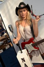 KELLY ROHRBACH at 2015 SI Swimsuit's Swimville Takes over Nashville