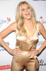 KELLY ROHRBACH at 2015 Sports Illustrated Swimsuit Issue Celebration in New York