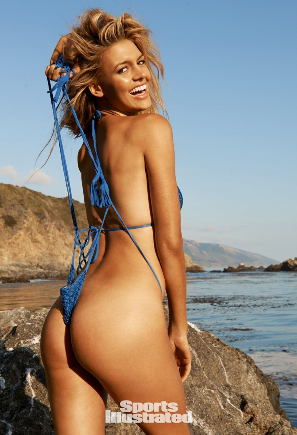Nice little Sexy sports illustrated butt full