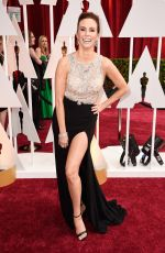 KELTIE KNIGHT at 87th Annual Academy Awardsat the Dolby Theatre in Hollywood