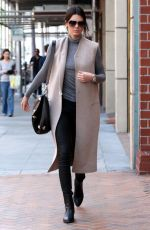 KENDALL JENNER Arrives at Her Doctors Office in Beverly Hills