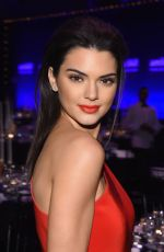 KENDALL JENNER at 2015 Amfar Gala in New York