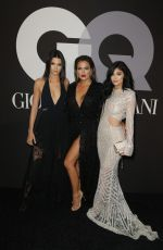 KENDALL JENNER at GQ and Giorgio Armani Grammys After Party in Hollywood