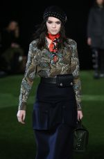 KENDALL JENNER at Marc by Marc Jacobs Fashion Show in New York