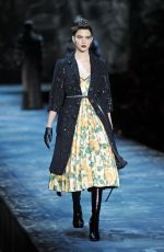 KENDALL JENNER at Marc Jacobs Fashion Show in New York