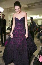 KENDALL JENNER at Oscar De La Renta Fashion Show in New York