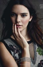 KENDALL JENNER in Vogue Magazine, Australia March 2015 Issue