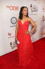KERRY WASHINGTON at 2015 Naacp Image Awards in Pasadena