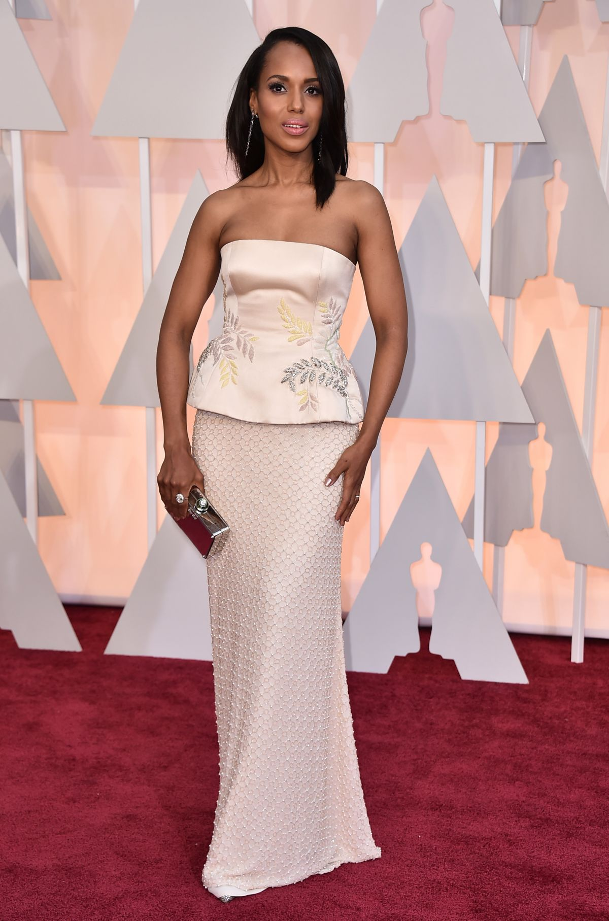 KERRY WASHINGTON at 87th Annual Academy Awards at the Dolby Theatre in Hollywood
