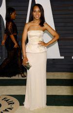 KERRY WASHINGTON at Vanity Fair Oscar Party in Hollywood