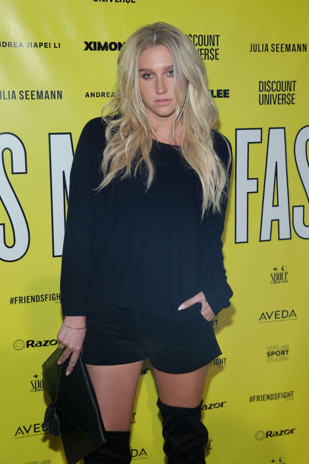 KESAH at Vfiles Made Fashion Show at 2015 MBFW in New York