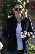 KRISTEN STEWART and Alicia Cargile Out and About in Los Angeles 2602