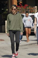 KRISTEN STEWART and Alicia Cargile Out and About in Los Angeles