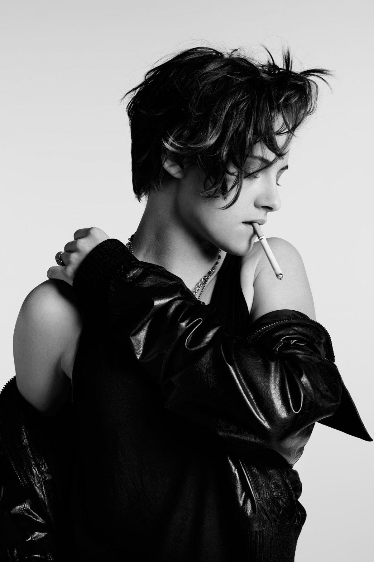 Kristen Stewart In Wonderland Magazine Spring 2015 Issue Hawtcelebs
