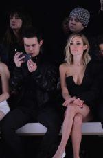 KRISTIN CAVALLARI at August Getty Fashion Show in New York