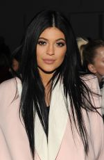 KYLIE JENNER at 3.1 Phillip Lim Fashion Show in New York