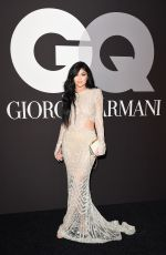 KYLIE JENNER at GQ and Giorgio Armani Grammys After Party in Hollywood