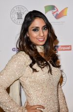 LAILA ROUASS at British Asian Trust Dinner in London