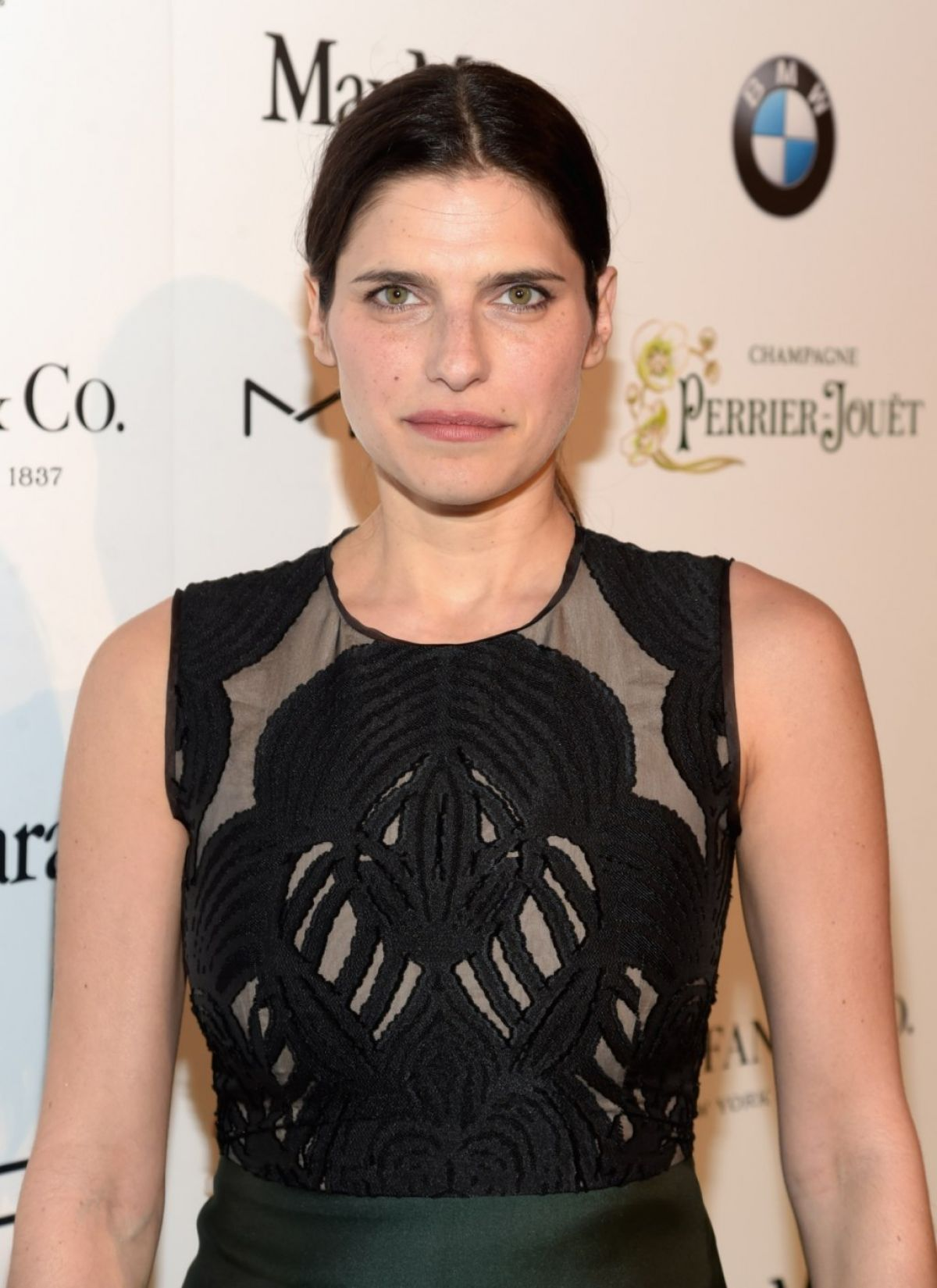 LAKE BELL at Women in Film Pre-oscar Cocktail Party in Los Angeles