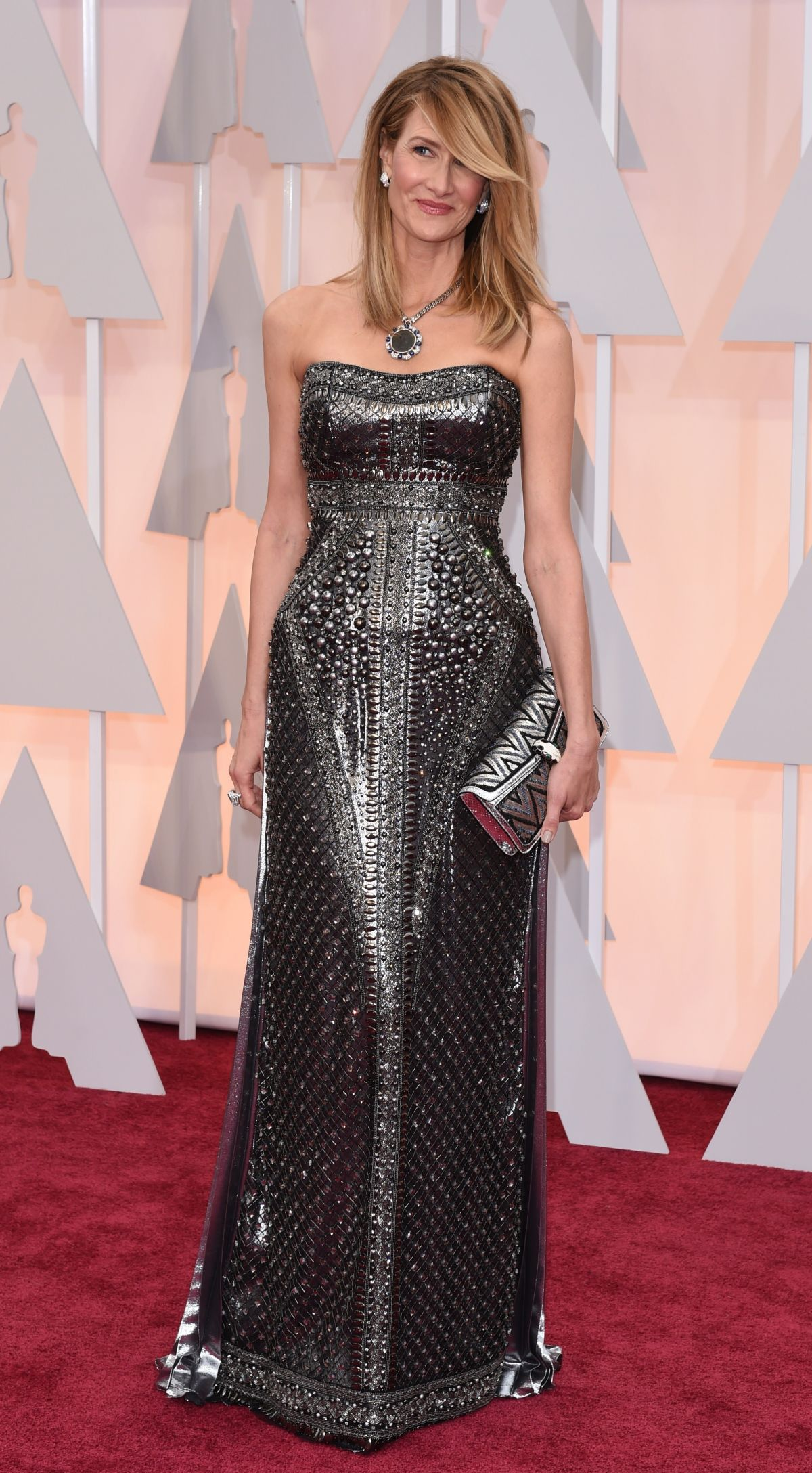LAURA DERN at 87th Annual Academy Awards at the Dolby Theatre in Hollywood