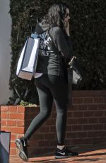 LAURA PREPON Out and About in Los Angeles 2502