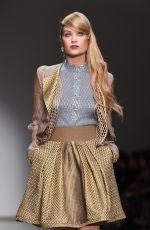 LAURA WHITMORE at Bora Aksu Fashion Show in London