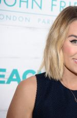LAUREN CONRAD at John Frieda Hair Care Beach Blonde Collection Party in New York