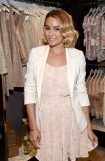 LAUREN CONRAD at Paper crown + Rifle Paper Co. Pop-up Shop in Los Angeles
