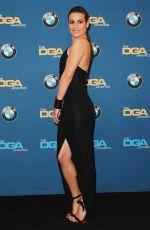 LEA MICHELE at 2015 Directors Guild of America Awards in Century City