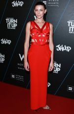 LIBERTY ROSS at The W Hotels Turn It Uo for Change Ball in Hollywood