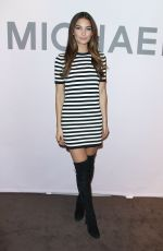 LILY ALDRIDGE at Michael Kors Miranda Eyewear Collection Launch in New York