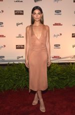 LILY ALDRIDGE at SI Swimsuit 2015 Takes Over the Schermerhorn Symphony Center in Nashville